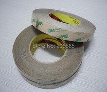 3 М Оригинальный 468MP 200LSE клей двухсторонний ясно стикер 0.13 мм толщина 5 rolls/много 15 мм * 55 М высокое качество бесплатная доставка