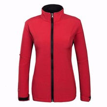 Winter Outdoor Softshell Jacket Women Camping Hiking Jackets