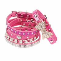 pipifren-rose-red-small-dogs-collars-cat-collar-rhinestone-for-pet-accessories-puppy-collar-chihuahua-necklace-mascotas-perro