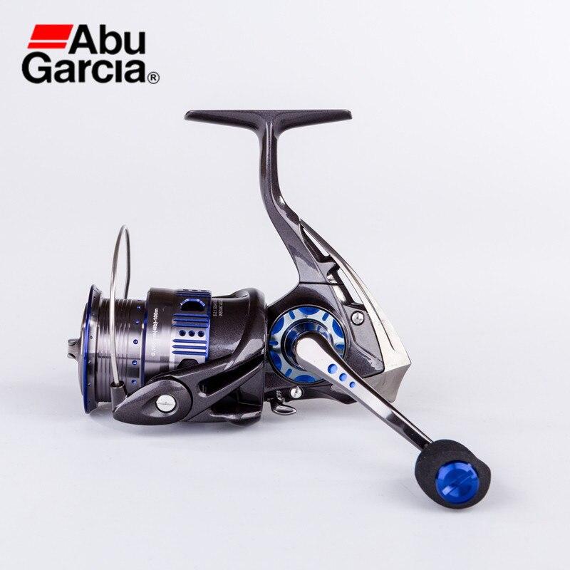 Abu Garcia REVO DEEZ Spinning Reel 9 + 1BB 6.2: 1 Bobina di Pesca D'acqua Dolce 1000 JB TOP50 Professionale Pescatore speciale Carretilha