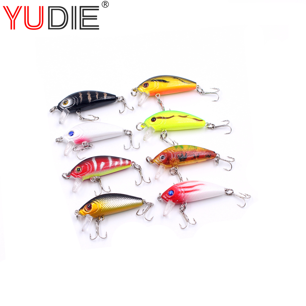 1PCS 5cm 3.8g Fishing Lures Fishing TackleTool Top Water Crank Bait hard lure Fish Pesca Wobblers Spinner Swim bait high quality 1pcs 11g 5 5cm poppers fishing lure top water pesca fish lures wobbler isca artificial hard bait topwater swimbait