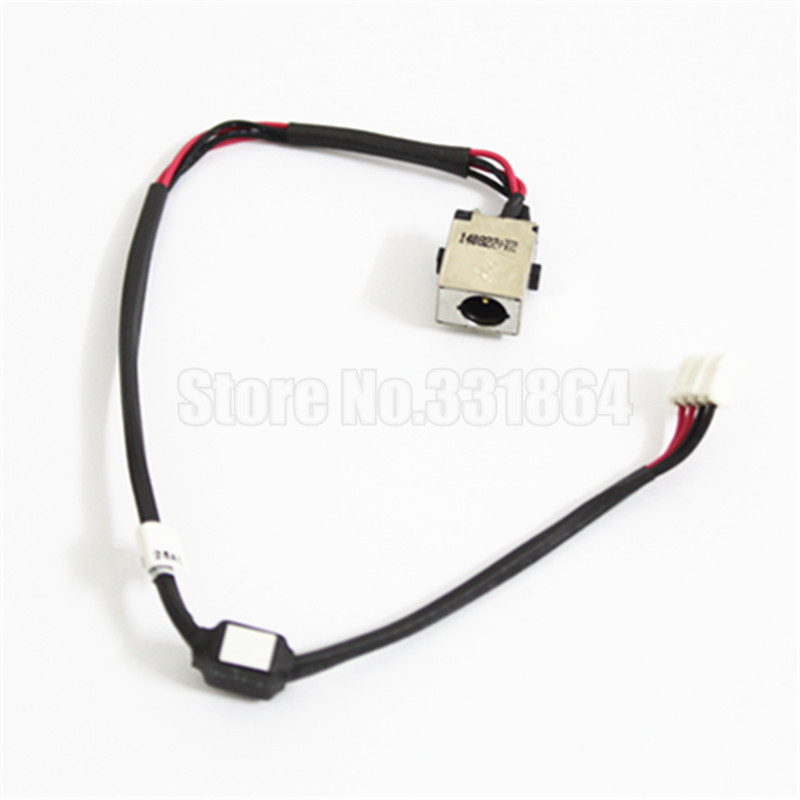 Cable L Computer Cables DC Power Jack with Cable for Acer E5-572 E5-572G E5-511 E5-511G E5-521 E5-521G DC Connector Laptop Socket Power Replacement