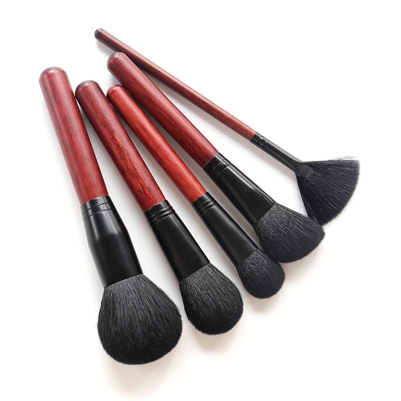 conjunto de escova maquiagem ovw 04