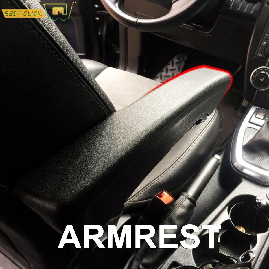 Auto Leuning Houder Voor Van Mpv Truck Armsteun Verstelbare Universele Arm Rest Operators Centrale Stoel