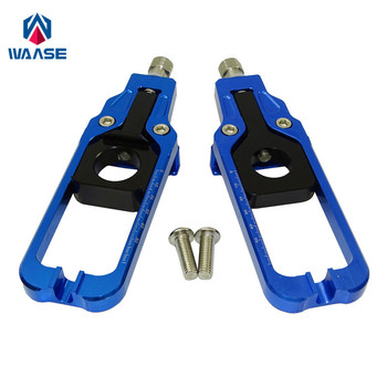 waase For Suzuki GSXR600 GSXR750 GSXR 600 750 2006 2007 2008 2009 2010 Chain Adjusters Tensioners Catena