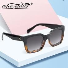 Que Linda 2019 Vintage pequeño cuadrado gafas de sol de las mujeres Retro  diseñador Carey remache marco 90 S de moda gafas de so. 6dc5526ea5d5