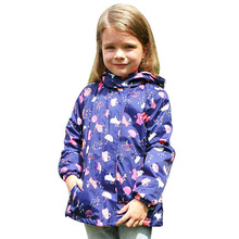 BEEBILLY New Girls Jackets Warm Polar Fleece Jackets For Gir