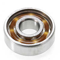 Nouveau 608 8*22*7mm main Fidget Spinner en céramique roulement à billes Mini rond ZrO2 zircone vitesse roulements à billes accessoires
