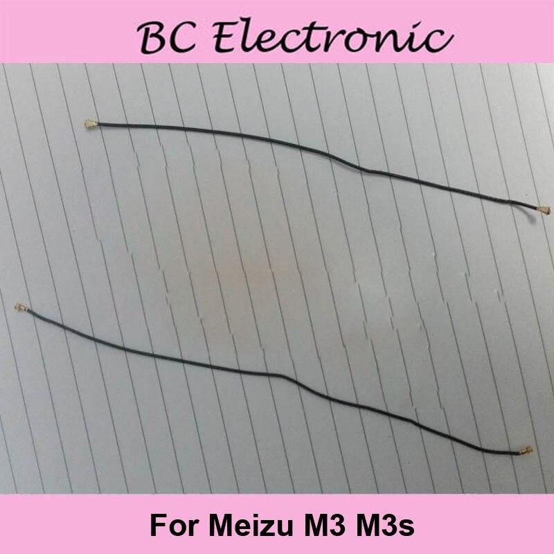 2 ШТ. Для Meizu M3 M3s М 3 М 3 S Wi-Fi Антенны сигнал шлейф Для Meilan 3 3 s Мобильного телефона Бесплатная Доставка
