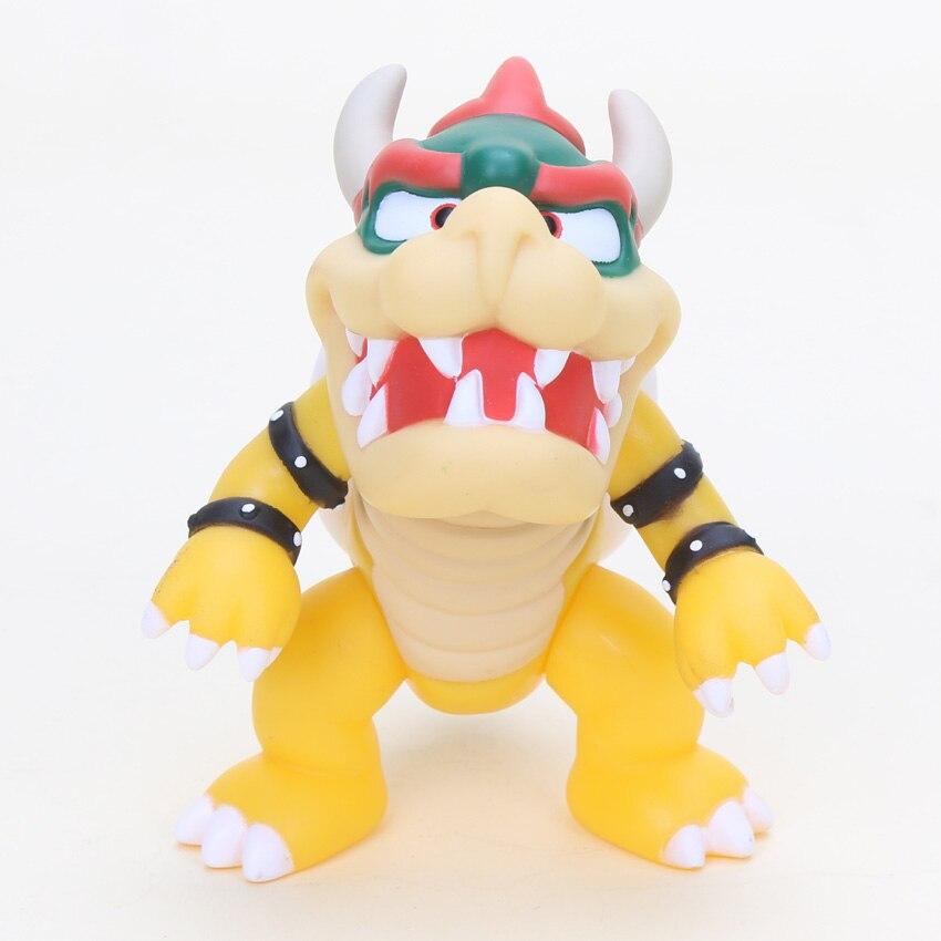 Super Mario Bros Action Figures 15cm 19