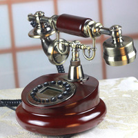 Retro phone home decoration gifts Household items Good luck gift business gifts Vintage telephone