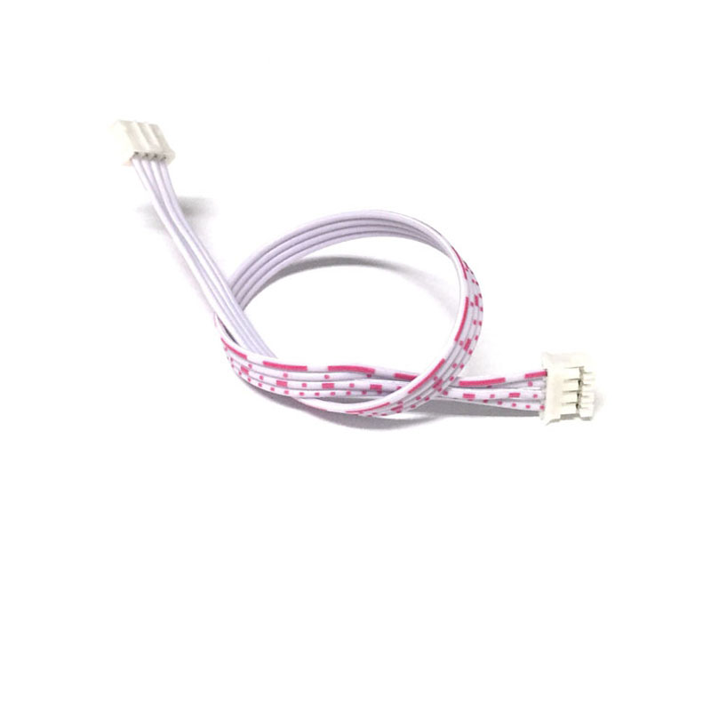 4P 4 bit wiring harness PH2.0MM red white wire rowing