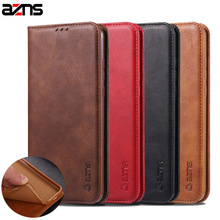 Luxury Soft TPU Cover Case For Huawei Y7 2019 Enjoy 9 6.26 Flip Leather Stand Cases Book Style