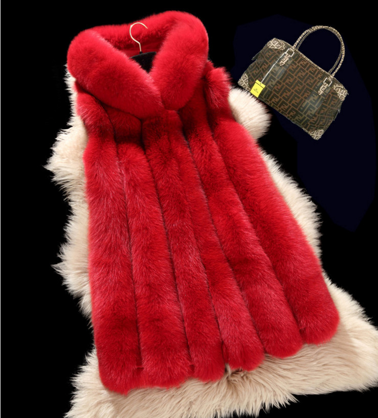 Dames Veste Gilet Hiver Fabricant Design En pink Peluche Red De Ustom D'hiver XwxnqI4Yf