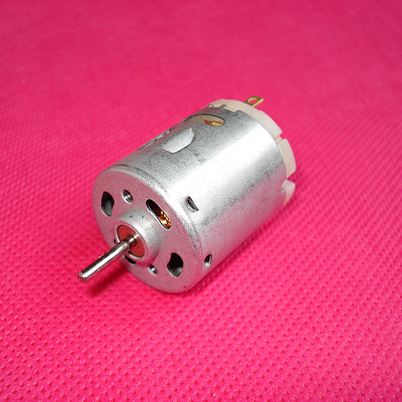 Brushless micro-motor 385 kinds of imported motor hair dryer motor home appliances Specials
