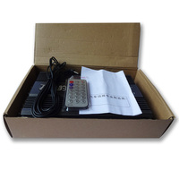 Car Audio Two Channel 12V Car Amplifier Car Subwoofer DIY