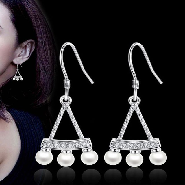 Aliexpress.com : Buy 1 Pair High Quality Hypoallergenic Crystal ...