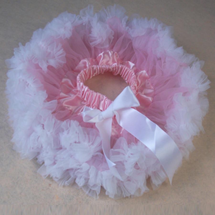 Детская юбка-пачка, розовая и белая юбка-пачка для новорожденных, комплект одежды для малышей, юбка и повязка на голову для новорожденных, юбка-американка для девочек