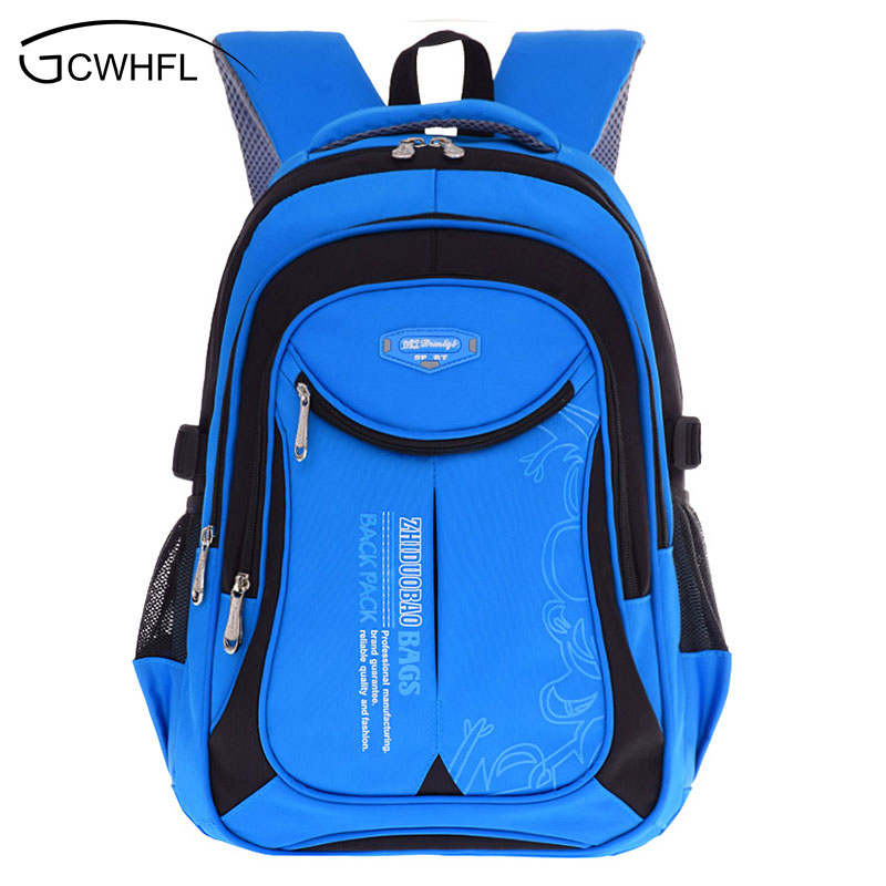 New 2017 Fashion Bags High Quality Children School Bags Backpacks Brand Design Teenagers font b Best