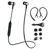 Earphones S6 1 Wireless Headphones Bluetooth Stereo In Ear Magnet Earbud With Microphone Gaming Headset For