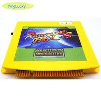yinglucky Jamma Arcade 5S 1299 In 1 Game Board CGA CRT + VGA For LCD Jamma DIY Arcade Game 999 in 1 Game Console