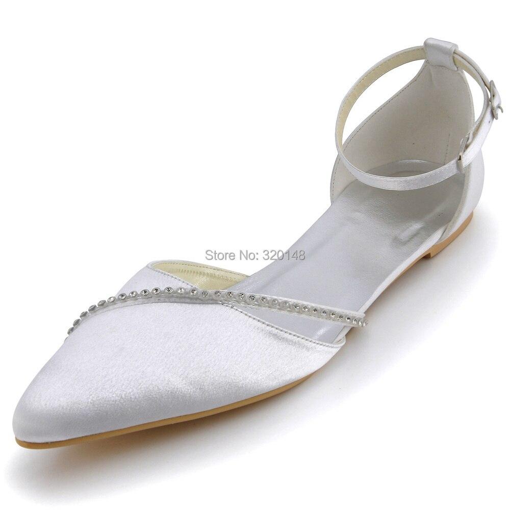 Ballet Wedding Shoes 002 - Ballet Wedding Shoes