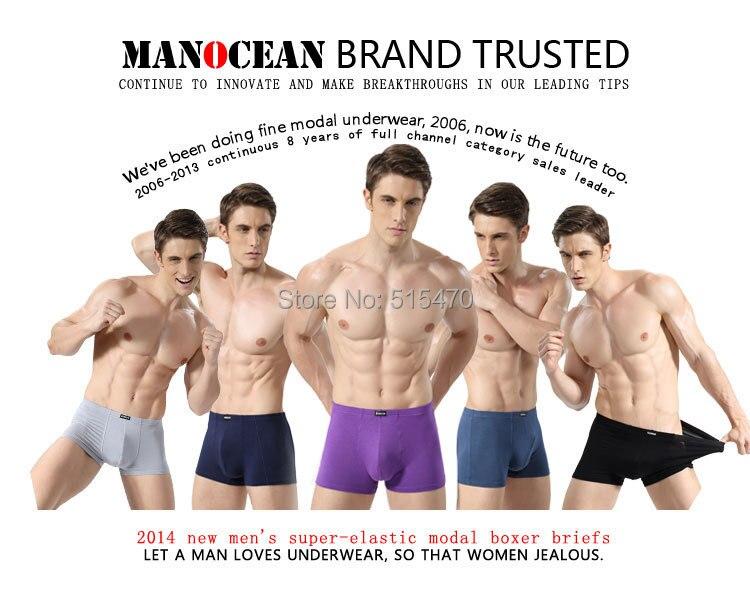 Manocean brand High Quality Men Boxers Shorts Man Panties Underwear Breathable Modal Shorts Men Gay Boxers Shorts Men (2).jpg