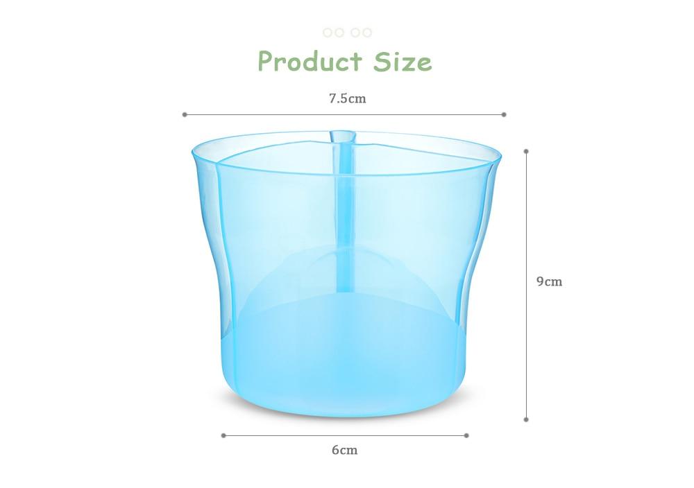 Flaschenzuführung Philips Avent Tragbare Milch Pulver Formel Bpa Frei Pp Material 240 Ml Spender 3 Schraube-auf Container Baby Infant Fütterung Box Mutter & Kinder