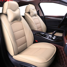 Car Believe car seat cover For ford focus 2 3 S-MAX fiesta kuga 2017 ranger mondeo mk3 accessories covers for vehicle seat