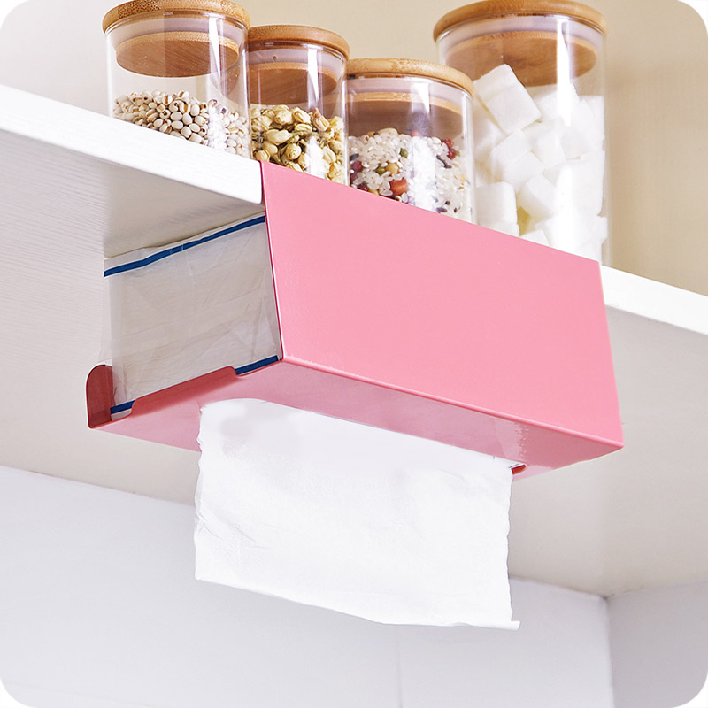 Creative waterproof toilet paper holder Wall mounted ... on Wall Mounted Tissue Box Holder id=49036