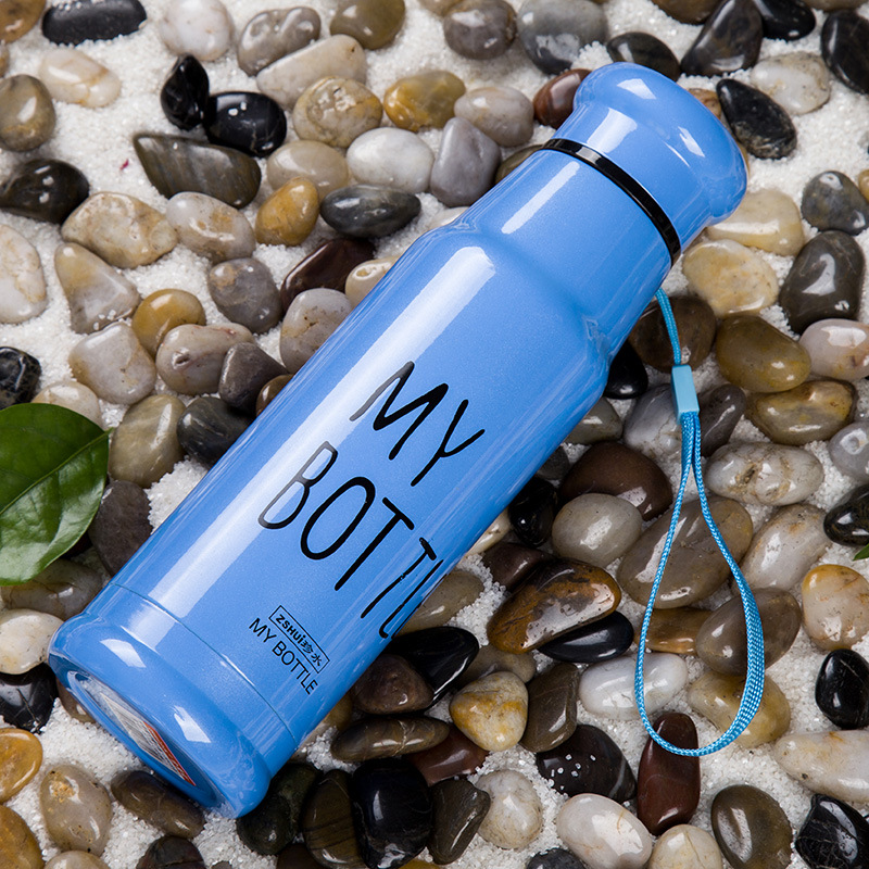 thermos 400ml my water bottle bootl best coffee thermos stainless termos vacuum thermocup for food containers sport yeti bottle
