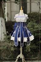 Death Note Misa Amane Cover Lolita Uniforms Cosplay Kimono Free Shipping