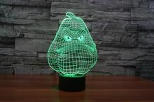 Totoro Super Mario 3D LED Decoration Lamp Toy