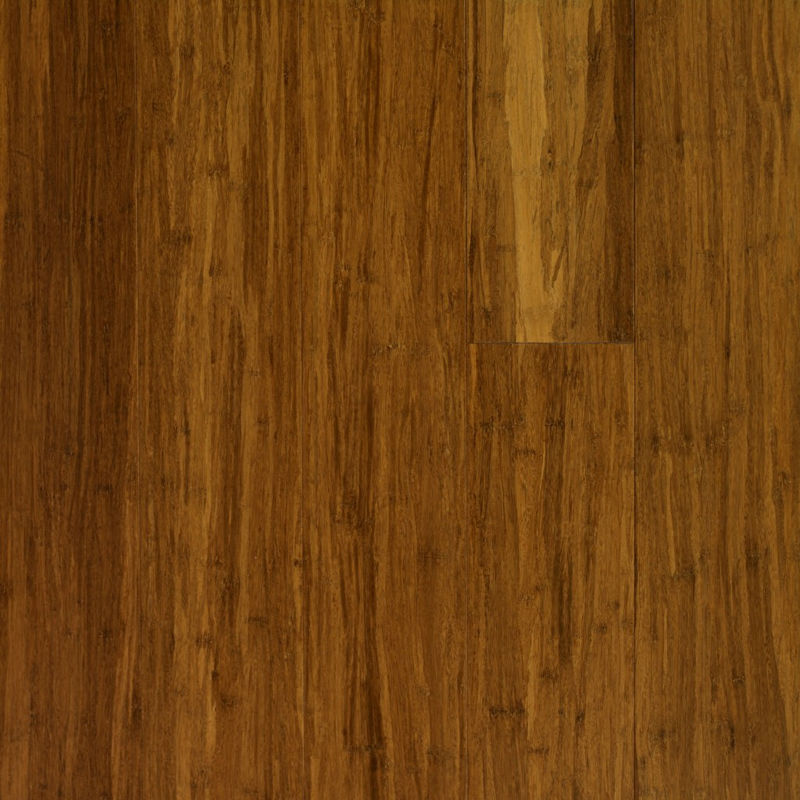 Strand Bamboo Flooring Carbonized Wide Plank-in Garden