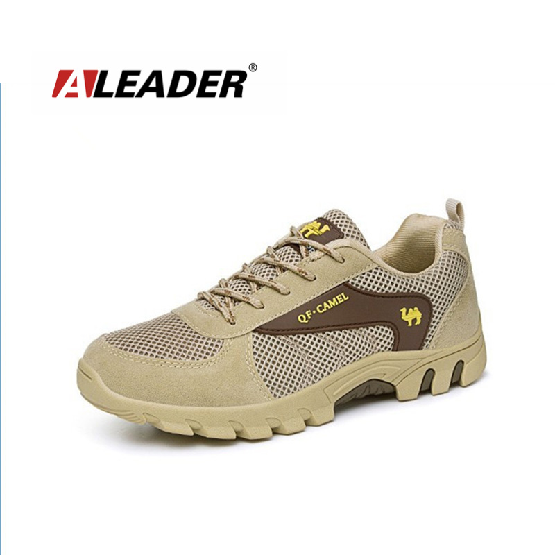 ФОТО Brand Camel Men's Shoes New Autumn Casual Leather Shoes For Man Sport Outdoor Trainer Shoes Zapatos