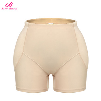 Lover Beauty Women Tummy Control Shaper Butt Lifter Enhancer Padded Underwear Body Shaper Seamless Plus Size Buttock Underwear 4