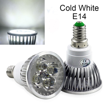 Faretti Led E27.3 W 4 W 5 W Led Faretti Lampada Luce Bianco Caldo Bianco Freddo