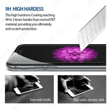 Ultra Thin 0 26mm 2 5D 9H Tempered Glass Screen Protector for iPhone X 8 plus