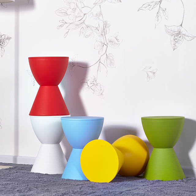 Furniture,The low stool plastic fashion leisure originality,In shoes stool,sofa