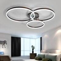 Новое поступление светодиодный потолочный Люстра для гостиной кабинет спальня блеск прямоугольник Современная Потолочная люстра креплен