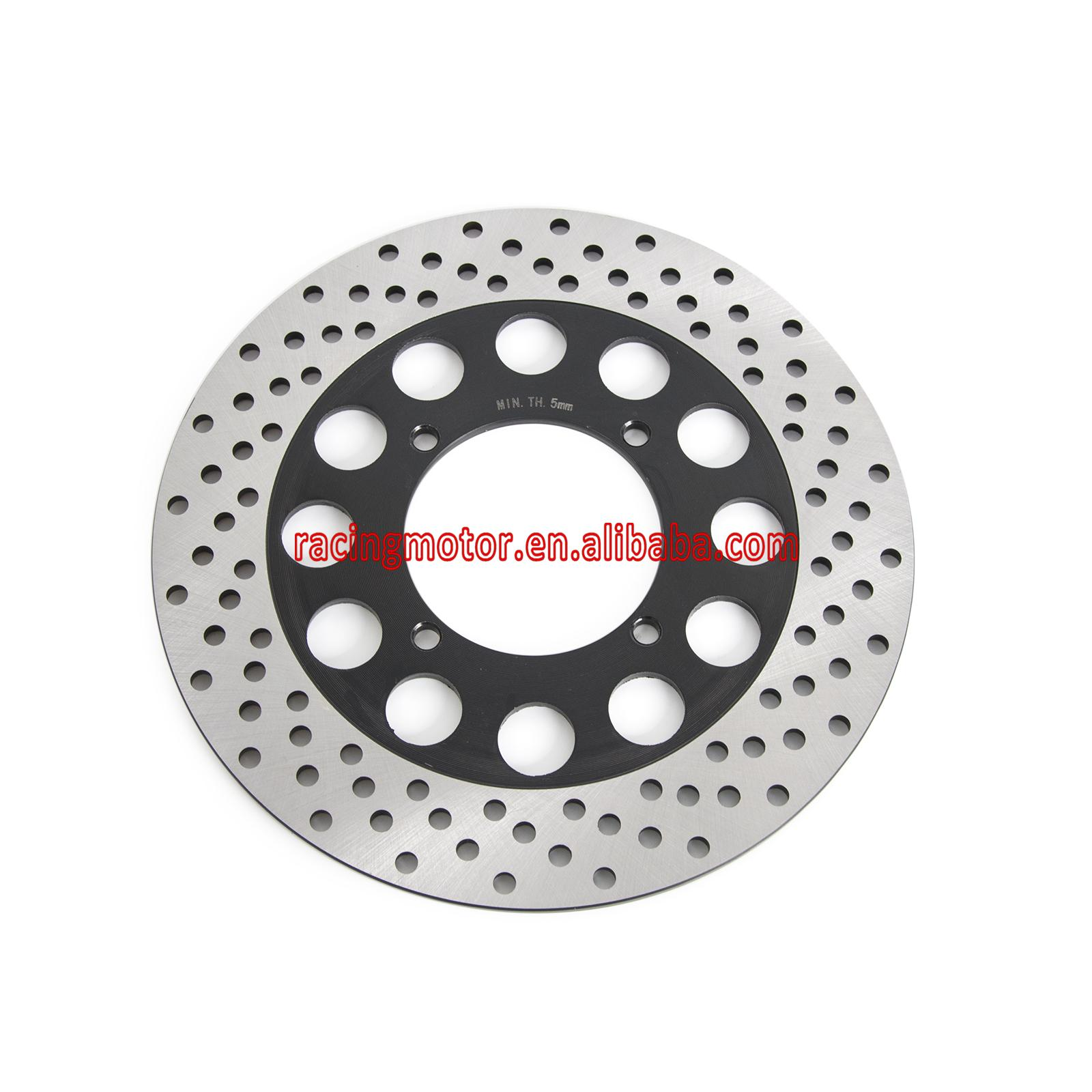 Rear Brake Disc Rotor Steel Fits For Suzuki GSF 250 N/ZM/P/NP/ZP/R/NR 92-96 rear brake steel disc rotor for suzuki gsxr1300 gsx r 1300 gsf1200 gs 1200