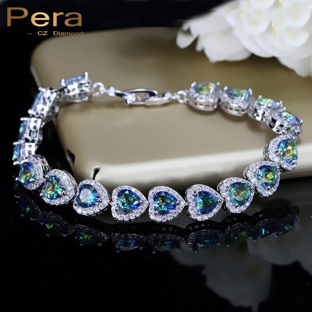 Aliexpress.com : Buy Pera CZ 2017 Summer Style Big Heart ...