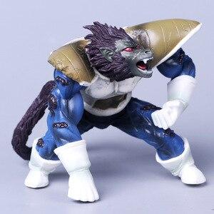 Image 3 - 3 stilleri Anime dragon topu Z Vegeta Goriller PVC Action Figure DBZ Vegeta Beast Ilham Alan Gerçek Formu Koleksiyon Model Oyuncak