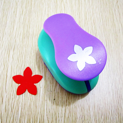 Free Shipping 2 Inch46cm Petal Paper Punch For Scrapbooking