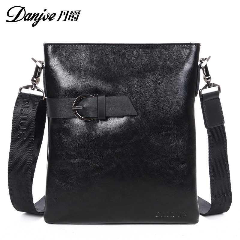 DANJUE 2018Fashion Water-proof Oxford Men Messenger Bags New Mens Leisure Bag Small Hight Quality Business Crossbody Casual Bags