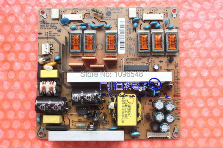 Free Shipping>Original 100% Tested Working L204WT Power Board YP20106BW 6871TPT319C LM57G  Inverter free shipping fsp057 1pi01 bn44 00182h 2243bw 2253bw power board power board 100% tested working