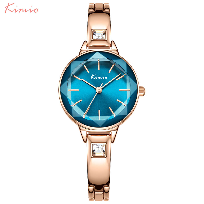 Fashion Women Watches Ladies Quartz Watch KIMIO Brand Casual Women's Dress Watch Female Steel Wristwatches Relogio Feminino|Women's Watches| |  - title=