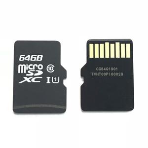 Image 4 - 実容量!!! 16 ギガバイト 32 ギガバイトのマイクロ SDHC SD カード 64 ギガバイト 128 ギガバイトのマイクロ SDXC SD カード C10 U1 マイクロ TF カードメモリカード、高速!!!