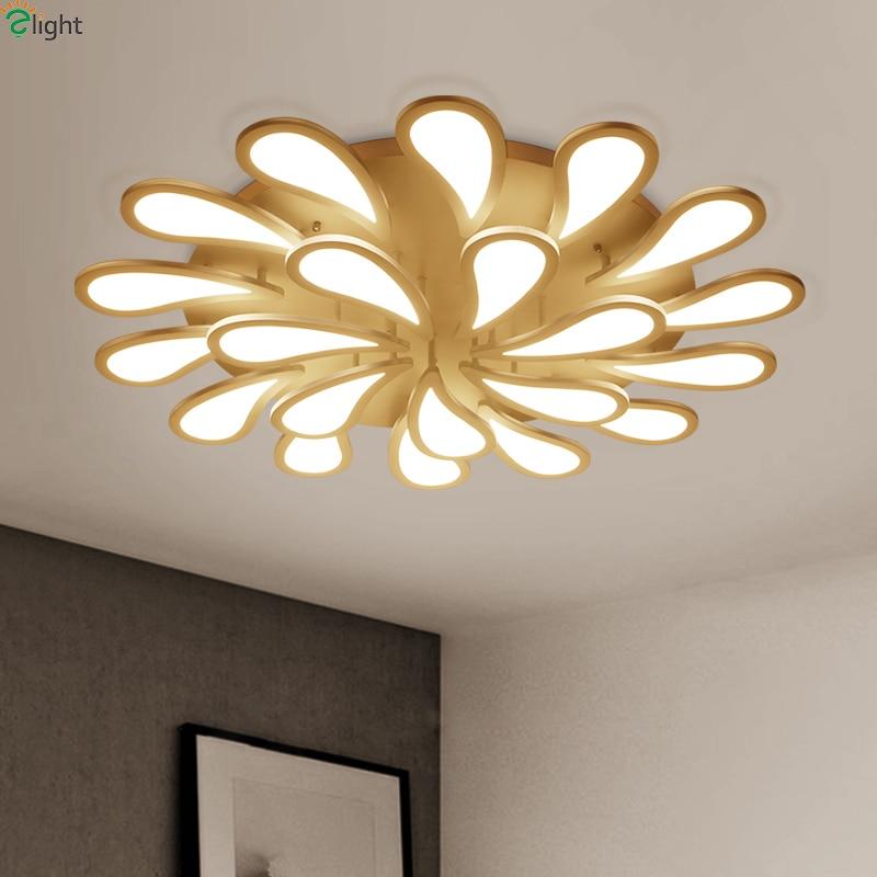 modern drop design dimmable led ceiling chandeliers lustre. Black Bedroom Furniture Sets. Home Design Ideas