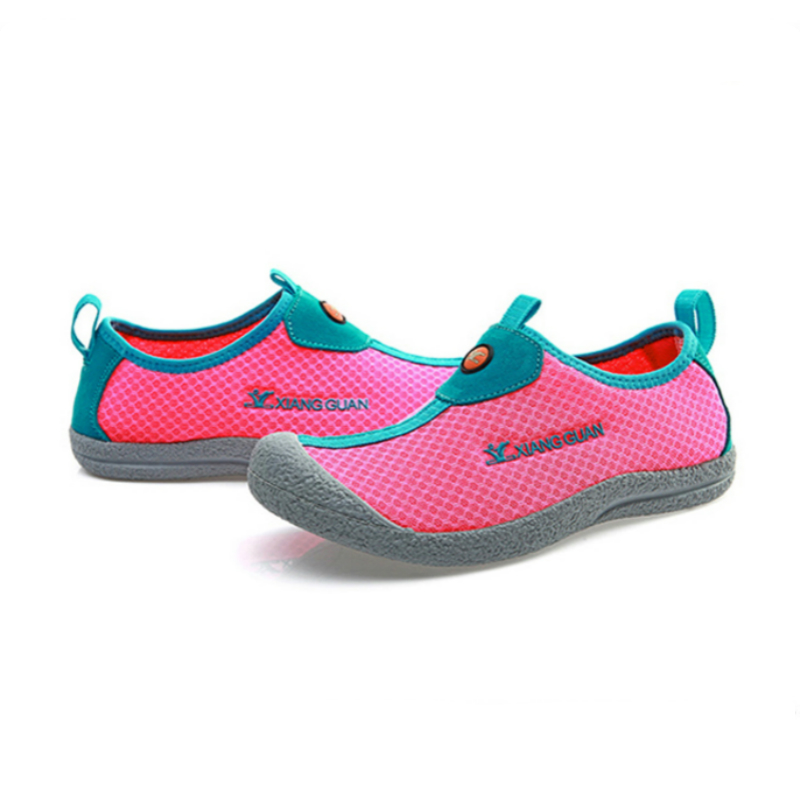 4712df977c26b7 New Arrive Ladies Slip On Outdoor Sport Breathable Beach Surf Sandals Aqua  Shoes Women Travelling Climbing Hiking Water Shoes-in Upstream Shoes from  Sports ...